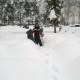 Mirogoj_snijeg